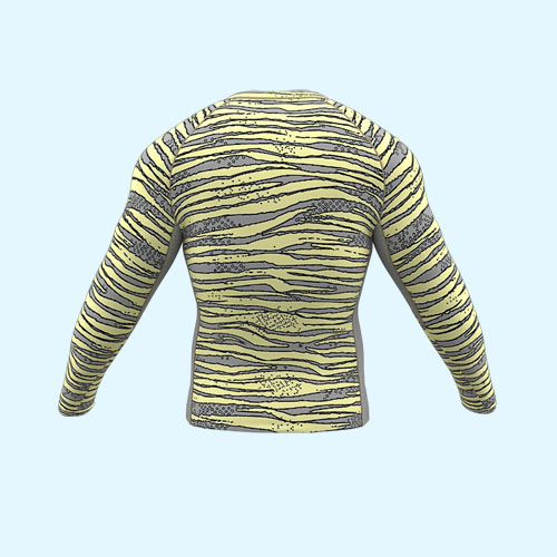 MENS - TIGHT LONG SLEEVE